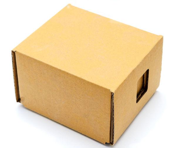 Small cardboard