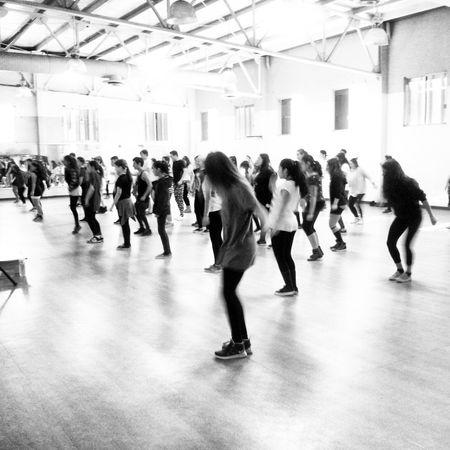 Motion dance workshop