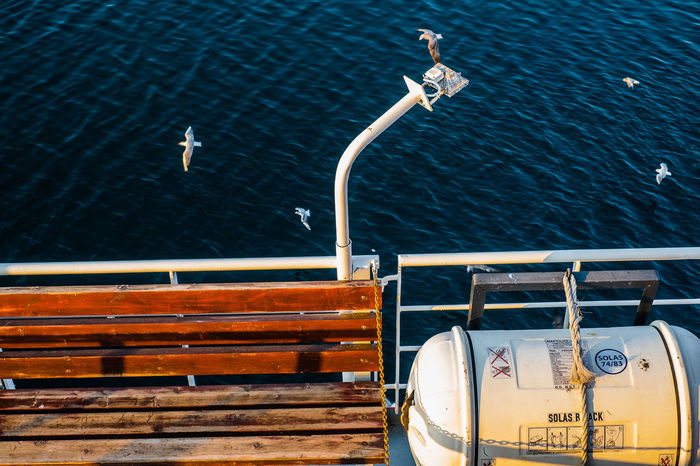 EyeEm Selects Day Outdoors No People Nautical Vessel Transportation Water Nature Harbor Sky Shadow