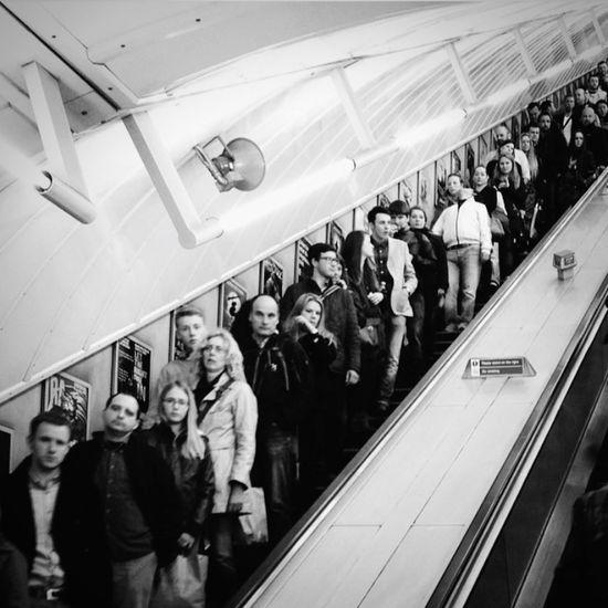 Learn & Shoot: Layering London Underground Ordinarypeople City Life Untold Stories