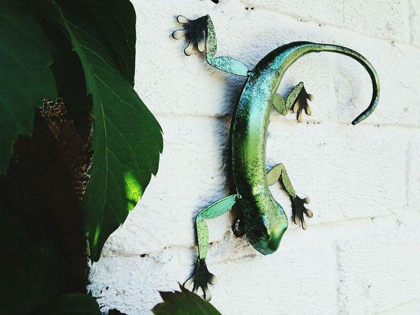 Little Lizard Garden Art Lizard Garden