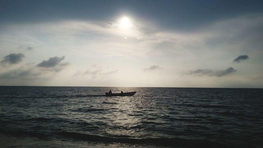 fisherman Water