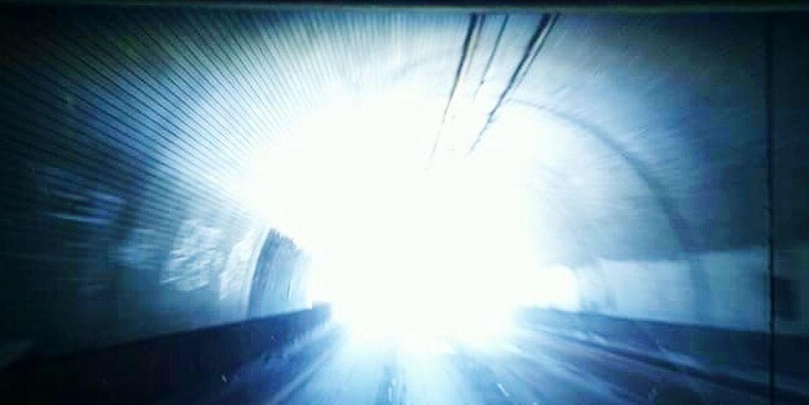 Tunnel Of Light Railroad Tunnel Road Tunnel Brightly Lit Outdoors Illuminated Sunbeam Bright EyeEmNewHere