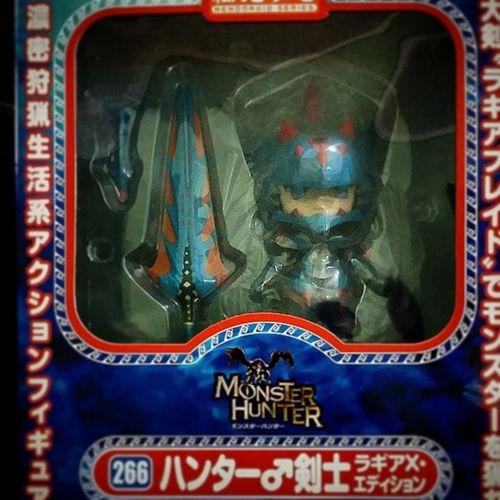 Monsterhunter3ultimate LaggiaSet Lagiacrus Nendoroid