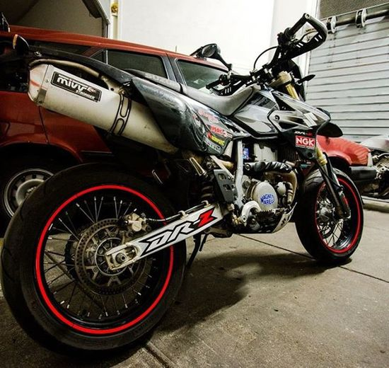 Moto Garage Drz400sm Mivv Nikon Nikond610 Passion Passionpassport