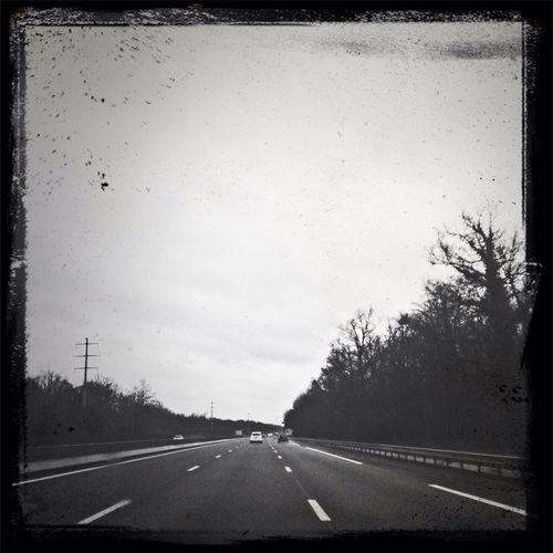 Sur la route ...