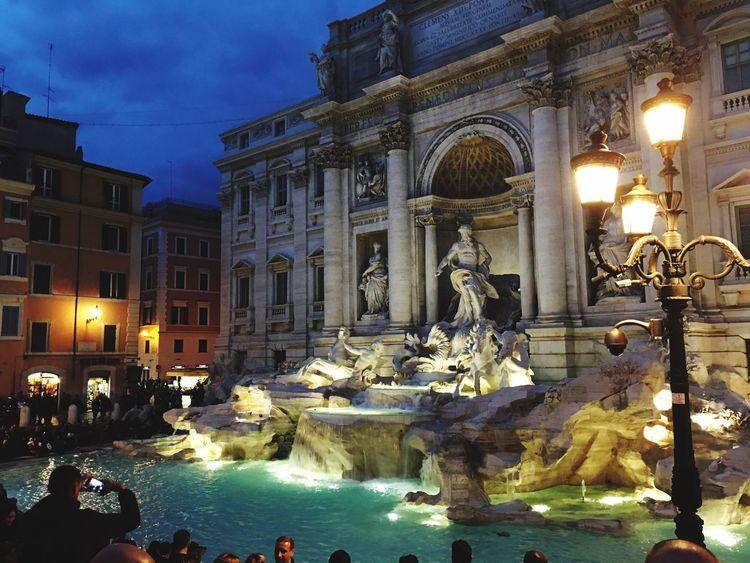 Fountain Architecture