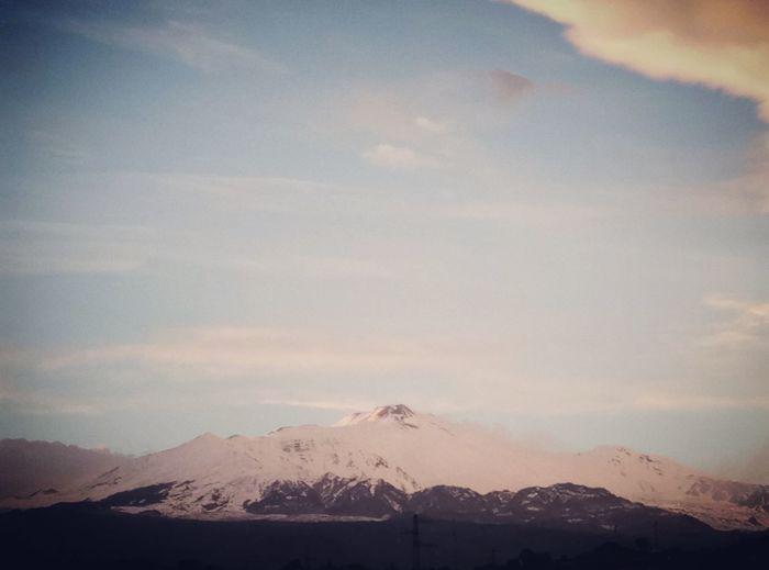 Etna, Mountain,