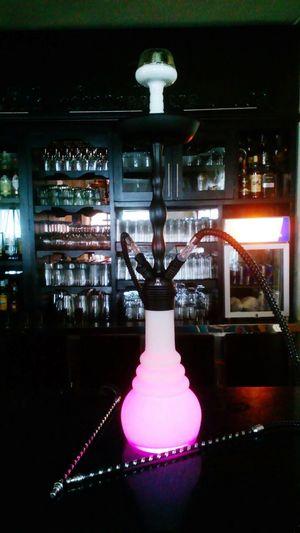 Night Illuminated Lifestyles Shisha ❤ Cachimba  Shisha Time Colors Colores Led Lights  Barra