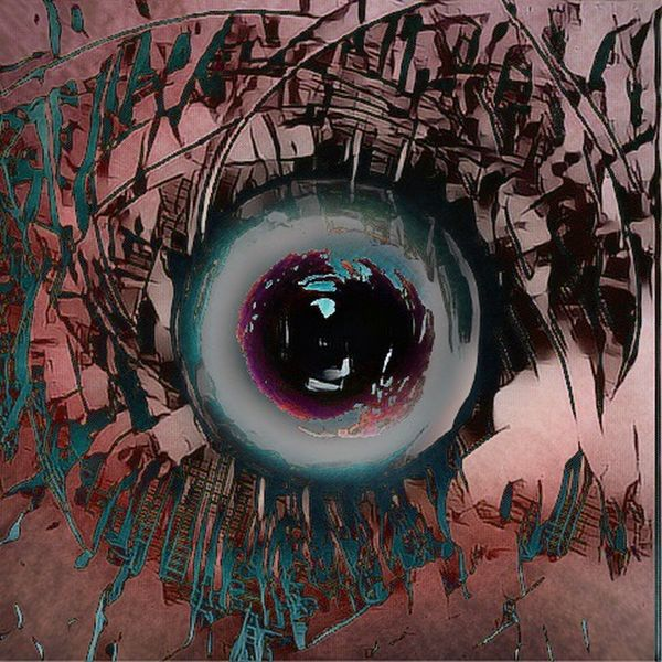 No People Close-up Architecture Outdoors Day Madewithpicsart Tinyplanet Distortion Picoftheday Abstract Eye Pyschedelic Art Interesting Eyeofthebeholder Worldsappart