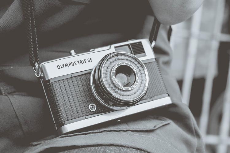 OLYMPUS TRIP35. VTG. Vintage. 80'