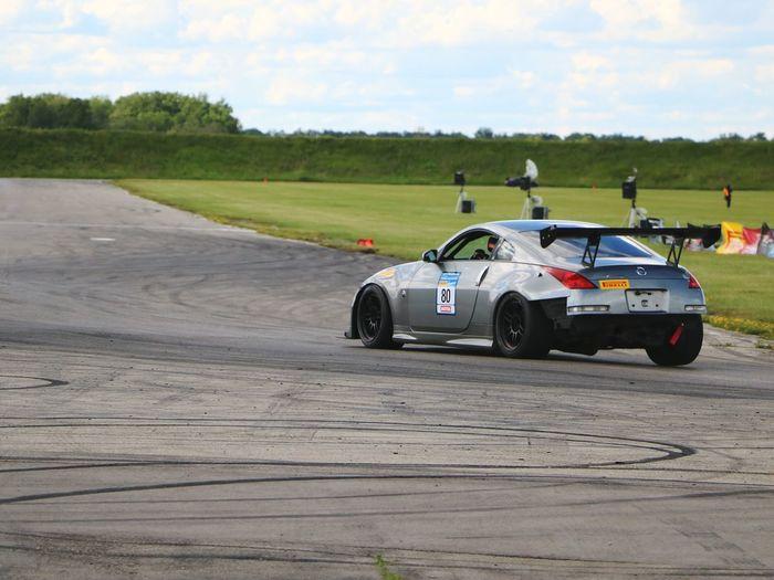CSCS 2017 Racing Canada Cscs Nissan 350z Race Cayuga Raceway Track Canadian Canada People Racecar