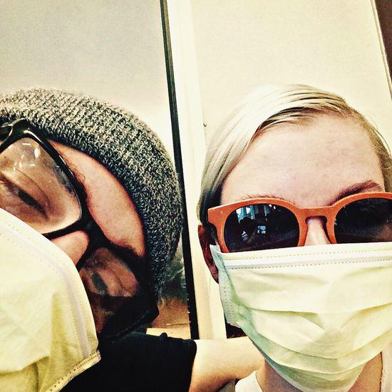 Ebola Hospital Invincible Hollywood ha no Ebola here
