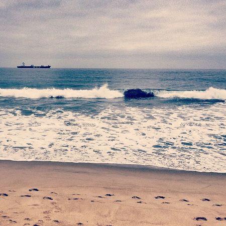 Playa Reñaca Chile