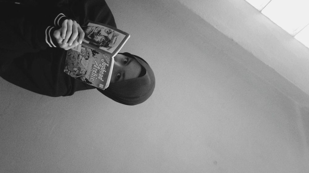 Hijabfashion Comic Books Blackandwhite