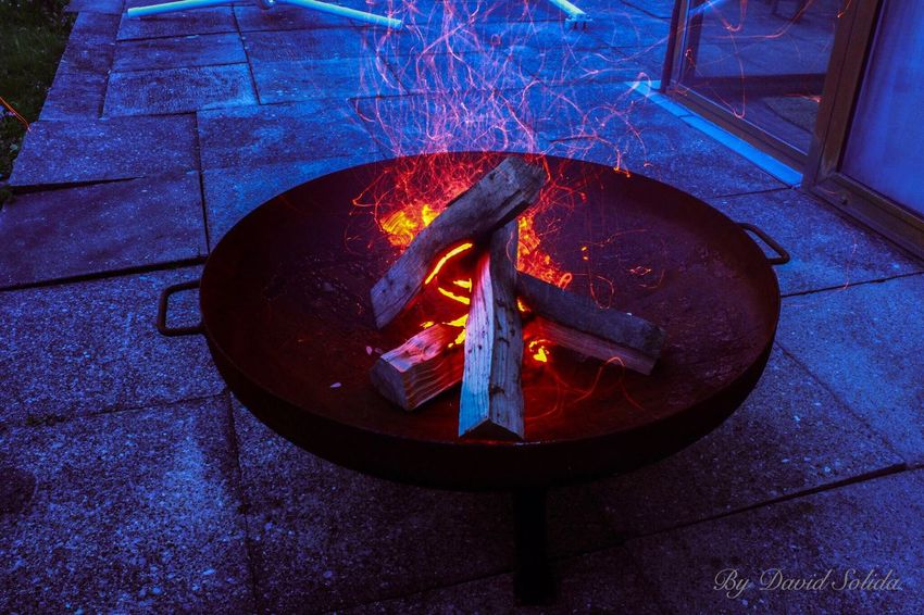 Fire🔥 Burning Flame Outdoors No People Photooftheday Photography Canonphotography