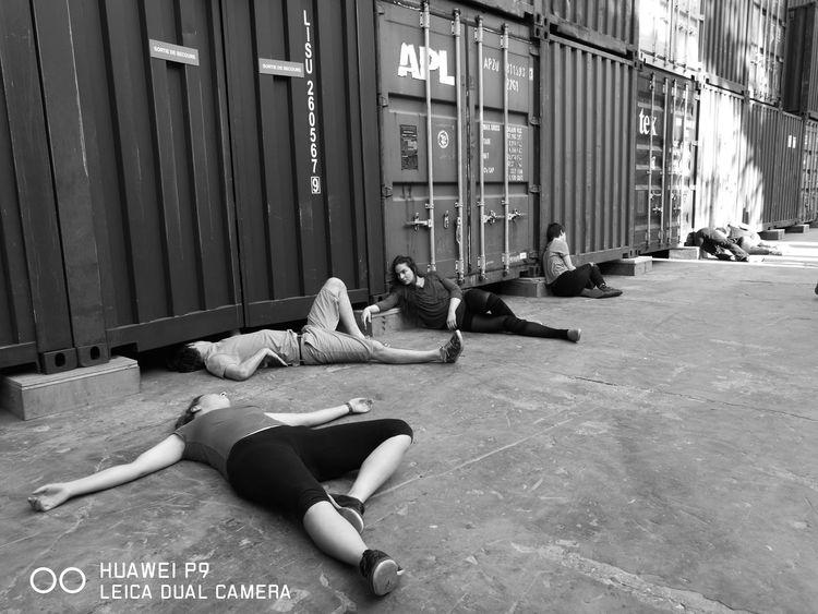 Showcase dance modern inside Monumenta2016 Paris Dance ❤ Art