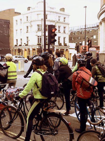 Peloton Cycling Cycle Race LONDON❤ Ready Steady Go! MyCommute