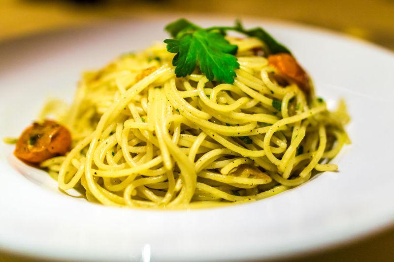 Spaghetti Alio