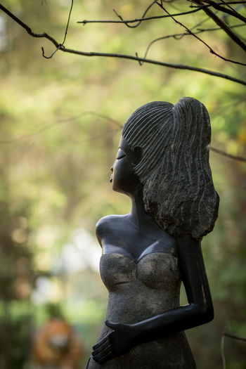 Art And Craft Close-up Day Focus On Foreground Human Representation Male Likeness No People Outdoors Religion Sculpture Sculpturepark Spirituality Statue Streamzoofamily
