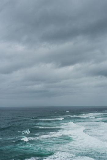 Ways Of Seeing Cloud - Sky Horizon Nature Outdoors Sea Sky Storm Water Wave #FREIHEITBERLIN Summer Road Tripping The Traveler - 2018 EyeEm Awards The Great Outdoors - 2018 EyeEm Awards