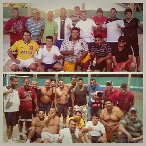 Evento Teste do Futsal do Lendas. Amizade Cornetagem ExcessoDePeso PoucoFutebol MuitaResenha