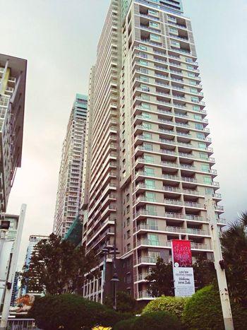 Serendra.🏙🌳☁️ Taking Photos Building Buildings & Sky