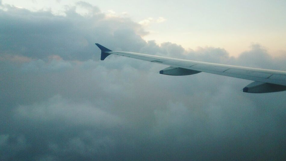 Airplane Cloud - Sky Aircraft Wing Transportation Flying Cloudscape Travel Plane Sky Business Finance And Industry Air Vehicle Commercial Airplane Outdoors Airplane Wing India Diaries Indianphotographer Beauty In Nature Photo Graphy Nature_collection Window Planes In The Sky Aircraft