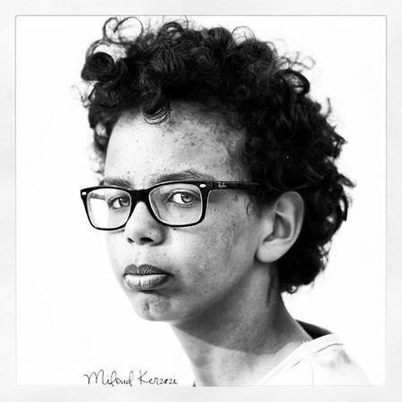Portrait du jeune Bilal Quartier Ozon Olympus Omd5