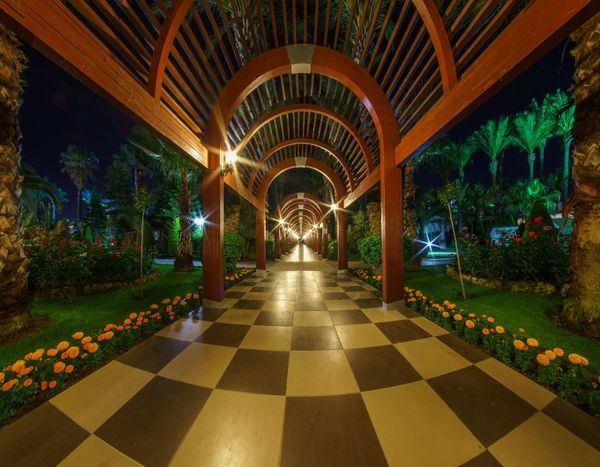 Antalya, Turkey Absence Arch Architectural Column Architectural Feature Architecture Built Structure Column Corridor Day Delphin Diva Diminishing Perspective Empty Flooring Illuminated Lighting Equipment Long No People The Way Forward Turkey Vanishing Point Walkway