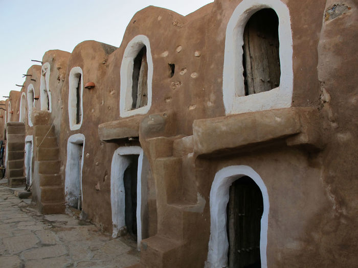 Tunisia Traditional houses, holidays Architecture History The Past Built Structure Arch Ancient Building Exterior Old Building Day No People Ancient Civilization Abandoned Travel Destinations Old Ruin Religion Sky Window Belief Damaged Outdoors Deterioration Ruined Archaeology Architectural Column