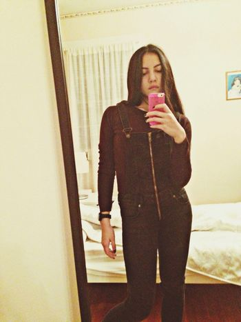 Salopette Good_morning Fashion Outfit #OOTD