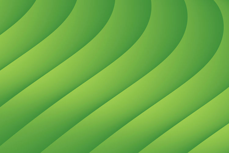 Full frame shot of green abstract background