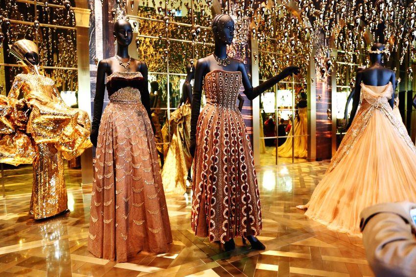 Romance Dior Dress