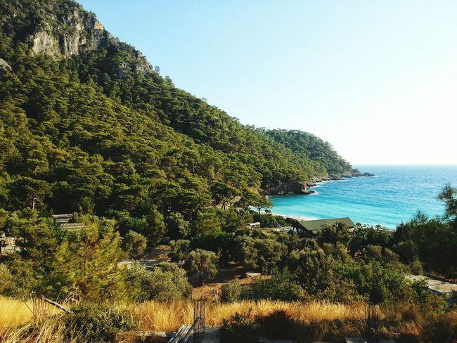fethiye kabak koyu Nature Seaside_collection piece of heaven Taking Photos Sea Views Traveling