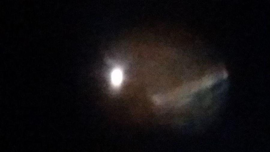 Taking Photos Moon Shine Phenomenon