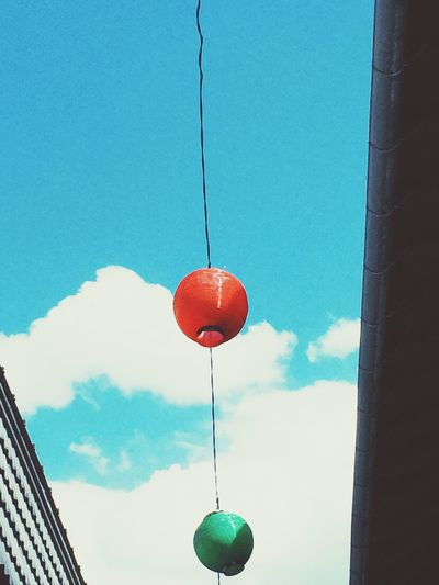 Colors Sky Clouds Tyouchin Kusatsu
