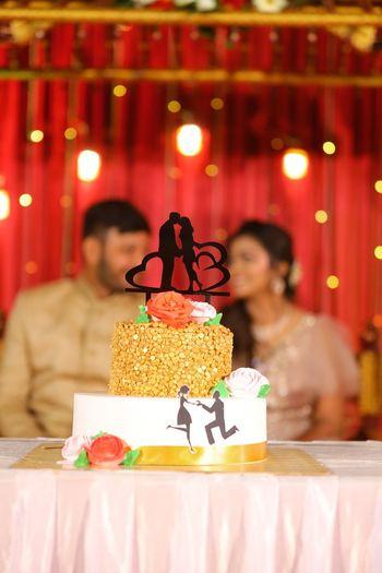 Ceremony cake