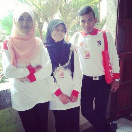 Sukarelawan Pemilihan Umno Jempol negerisembilan 2013