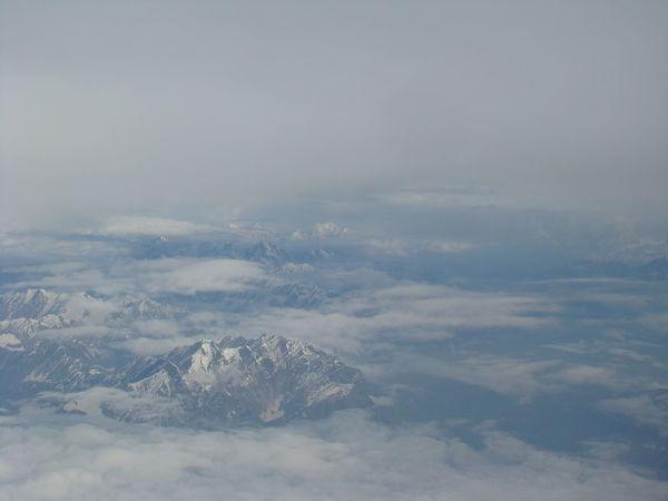 Unedited Ladakh Mountains