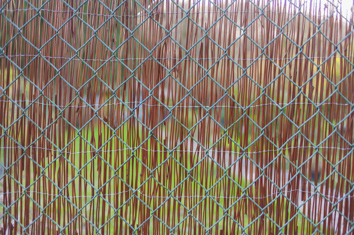 Architecture Backgrounds Close-up Crisscross Day Fence Full Frame GERMANY🇩🇪DEUTSCHERLAND@ Hessen Germany Low Angle View No People Outdoors Pattern Protection Sky Wiesbaden, Germany