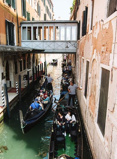 Rush Hour Venice, Italy Boat Ride Scenery Shots The Street Photographer - 2017 EyeEm Awards Mobility In Mega Cities