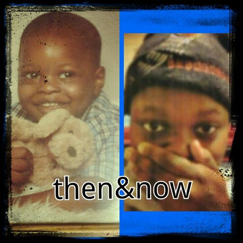 #then and #now