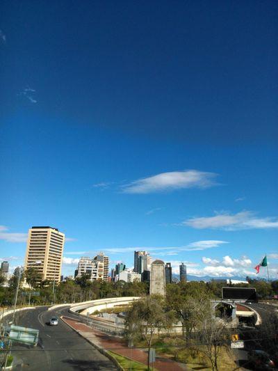 Este es el cielo que más me gusta ver. Sinfiltro SinContaminación SinCoches AirePuro