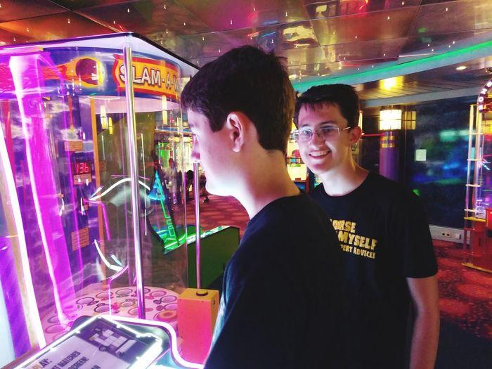 arcade Gambling