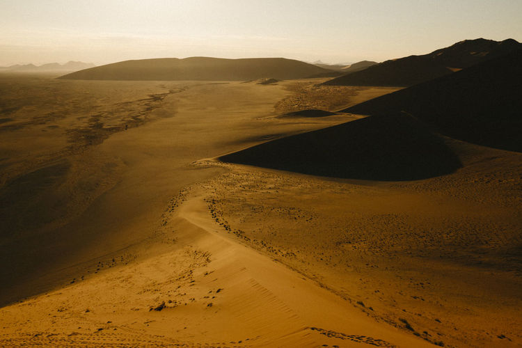 Namibia desert, March 2019 Namibia Desert Mountain Scenics - Nature Beauty In Nature Landscape Sand Nature Sky Desert No People Day Non-urban Scene Sand Dune Outdoors Namibia