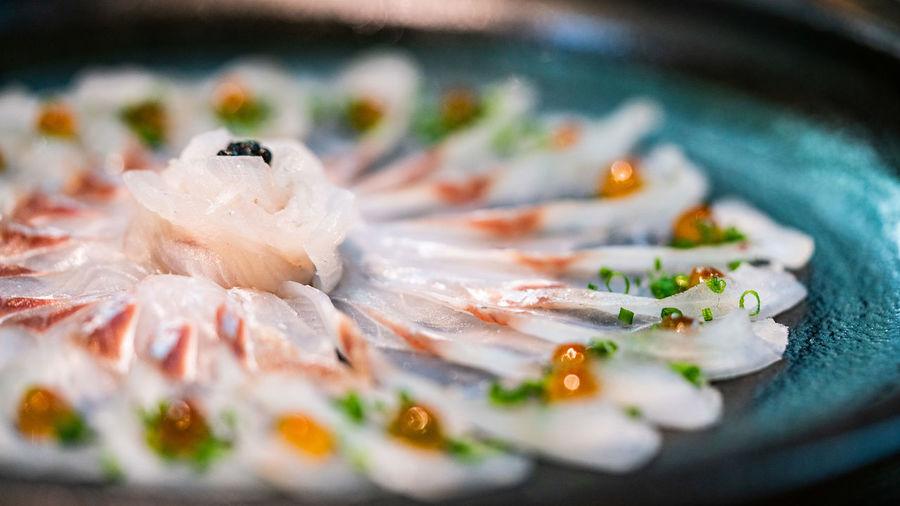 Sashimi Wheel