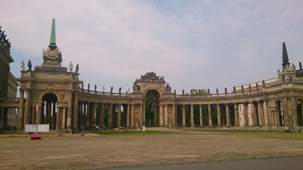 #Germany , #Potsdam #sansouci_park Architecture Building Exterior Built Structure Day Façade History No People Outdoors Tourism Travel Travel Destinations