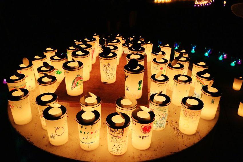 Shonan Shonancandle2015 Enoshima 湘南キャンドル 江の島 Candle