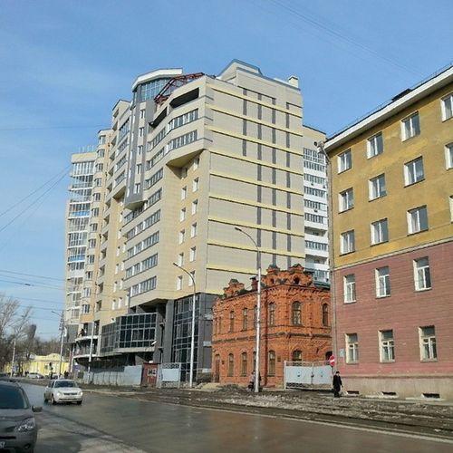 2014 -03-22, Новосибирск , улицаМичурина . весна красна;)))/ Novosibirsk. Spring is beautyful time;)))